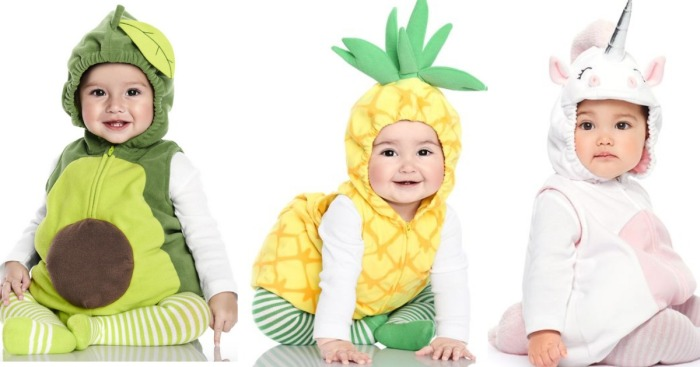 Carter's Halloween Costumes as Low as $15.75 Each (Regularly $42)