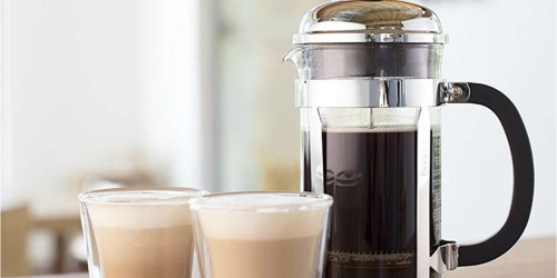Bodum Chambord 8-Cup French Press Coffee Maker Only $30 + More