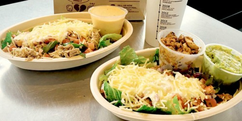 Chipotle Offers FREE Delivery Every Sunday in February