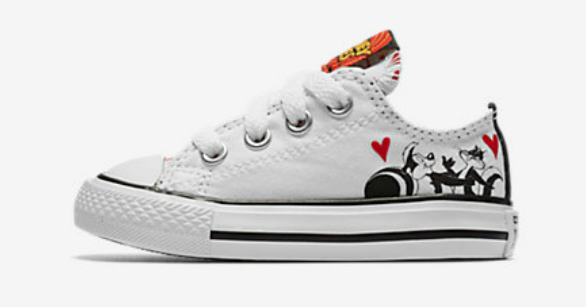 6364a2f04bafd6 Converse Chuck Taylor All Star Shoes as Low as  22.97 Shipped - Hip2Save