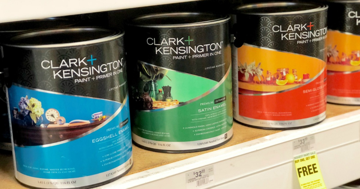 buy one get one free paint sale at ace hardware in store