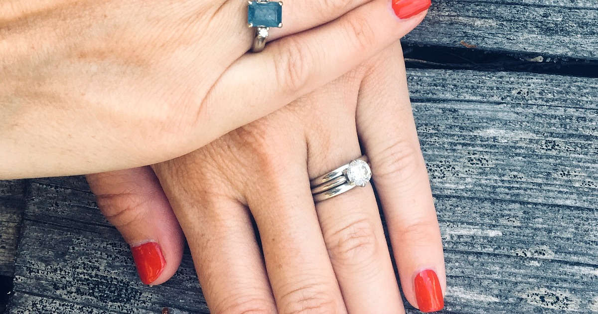Try these engagement ring shopping tips to save money – collin's engagement ring before it went missing