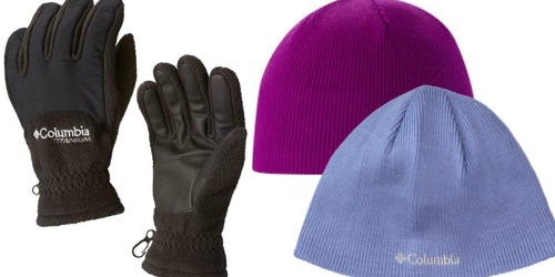 Up to 73% Savings on Winter Accessories (Columbia, Marmot, & More)