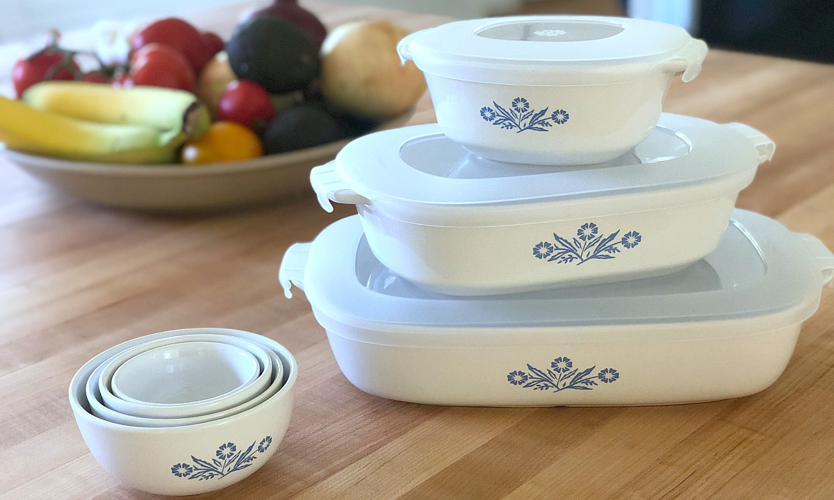 collin's deals and finds this week — corningware bakeware set and measuring bowls
