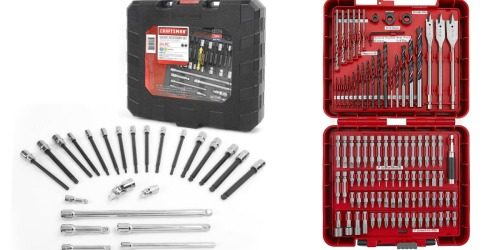 Up to 75% Off Craftsman Tool Sets at Sears.com