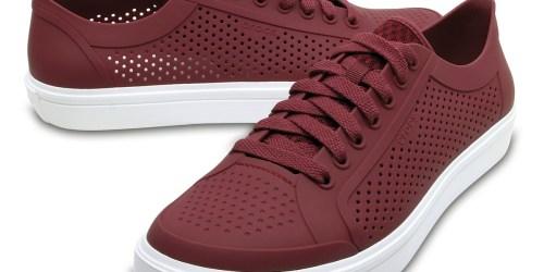 Crocs Men's & Women's CitiLane Roka Court Shoes Only $15.74 (Regularly $50)