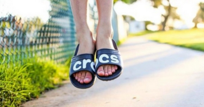 Crocs Slides Just $10.61 Per Pair (Regularly $25) & More