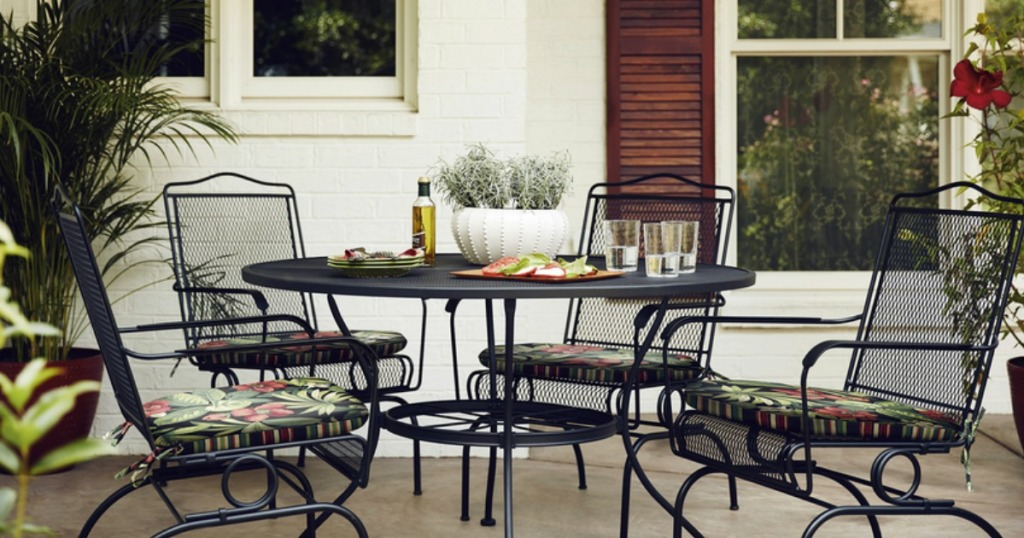 Looking For A New Patio Set