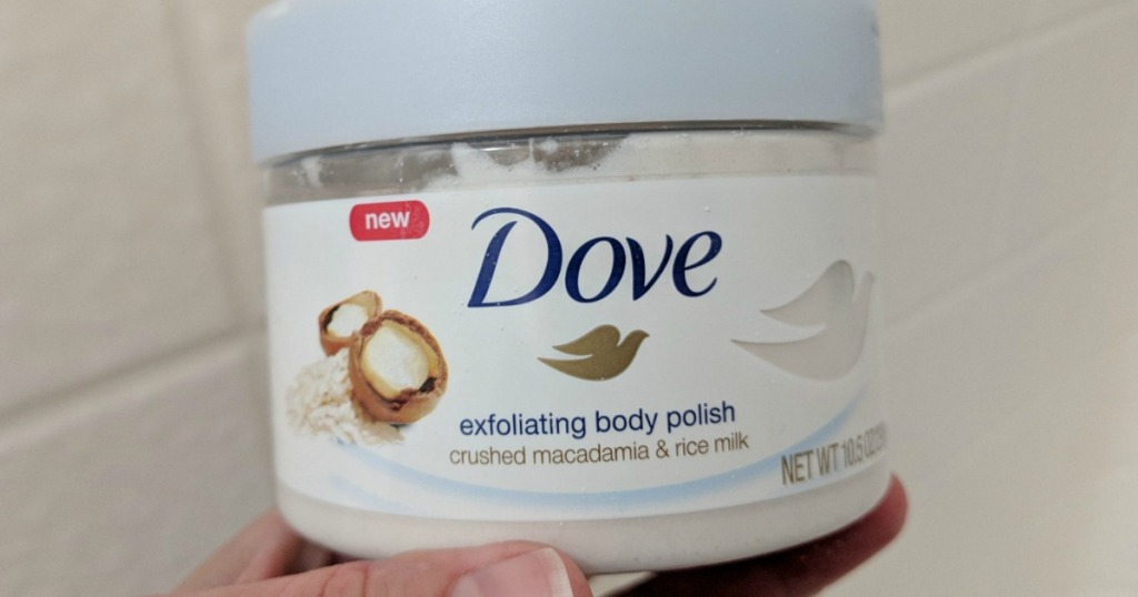 Dove Exfoliating Body Polish Just 2 25 Each After Target Gift