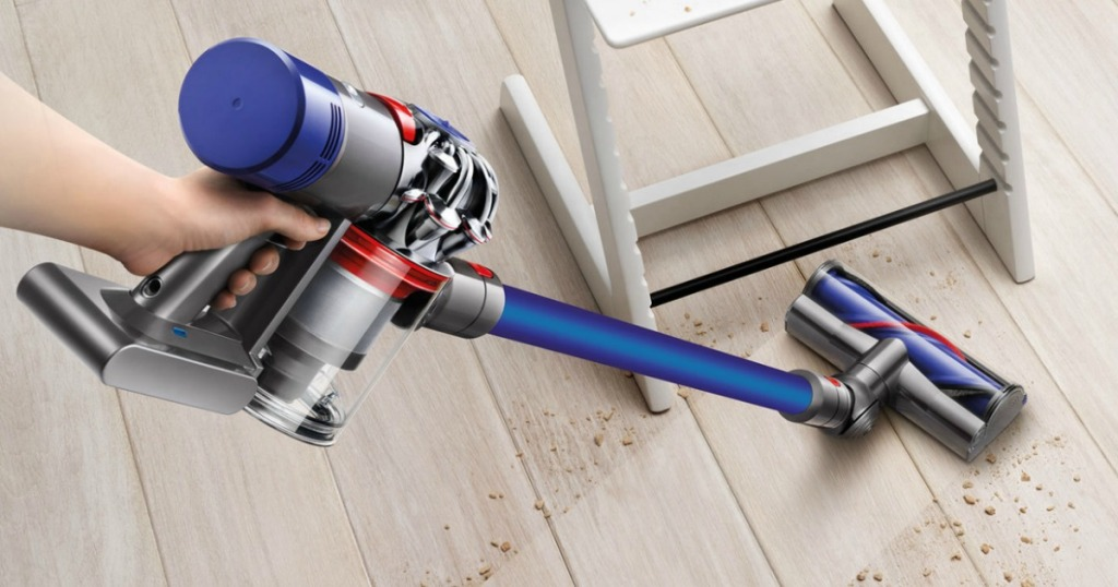 dyson v8 absolute vacuum cleaner three bonus tools just shipped awesome reviews. Black Bedroom Furniture Sets. Home Design Ideas