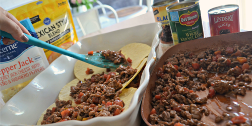 Make Dinner a Fiesta with this Easy Mexican Lasagna