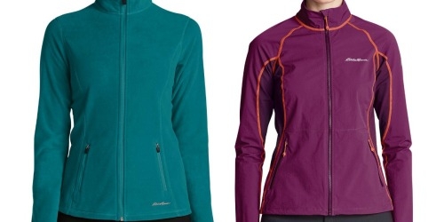 Eddie Bauer Women's Quest Full-Zip Jacket Only $25 (Regularly $80) + More