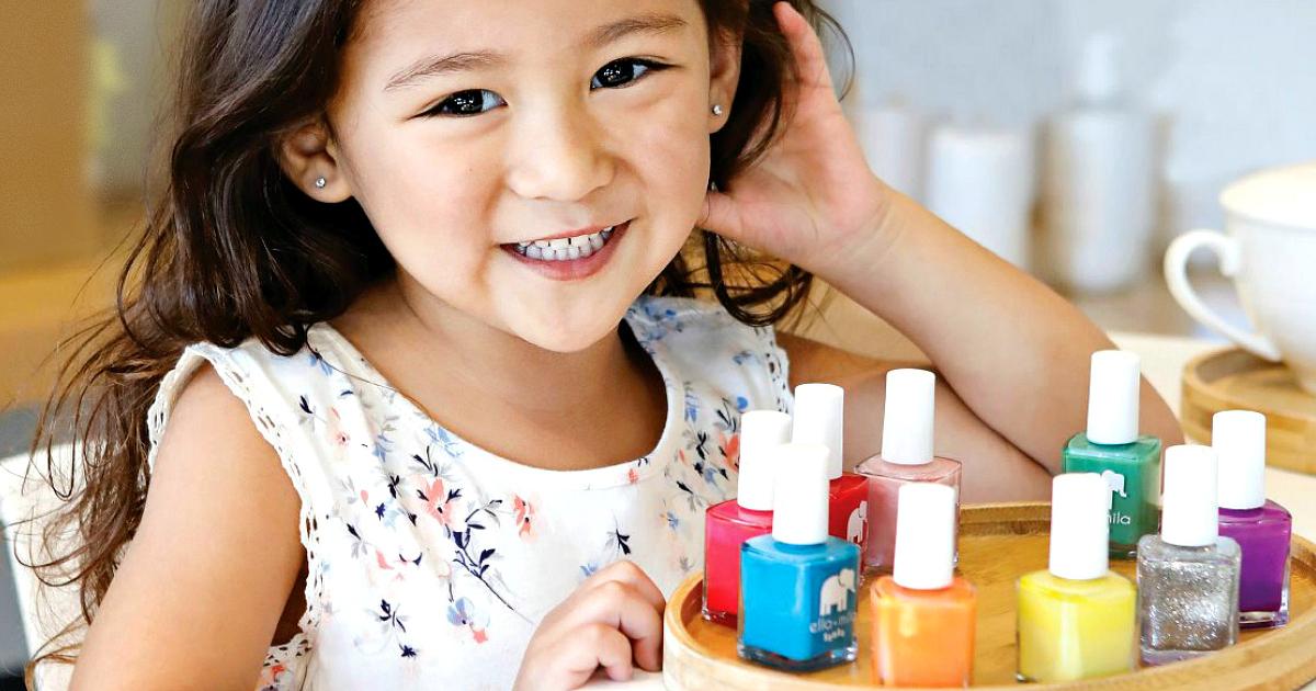 get ella+ mila sets with our promo code – ella girls polish