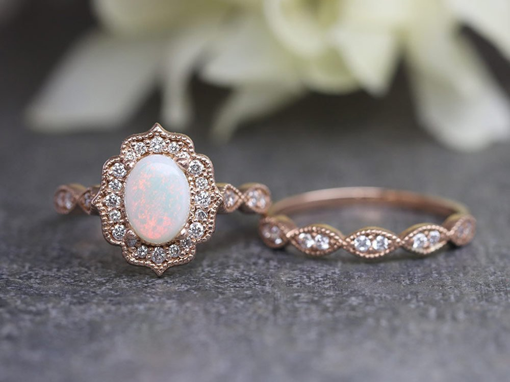 engagement ring from etsy