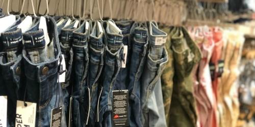 Up to 80% Off Gap Kids Apparel | Save on Jeans, Denim Jackets, Masks & More