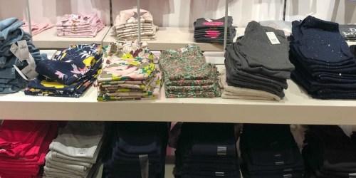 Gap Kids Clothing as Low as $1.99 (Regularly $17)