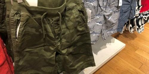 Toddler Gap Boys Shorts as Low as $3.77 (Regularly $17) & More