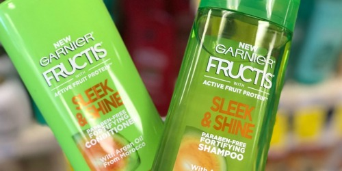 Garnier Fructis Shampoo or Conditioner Only 99¢ at Walgreens (Starting 3/24)