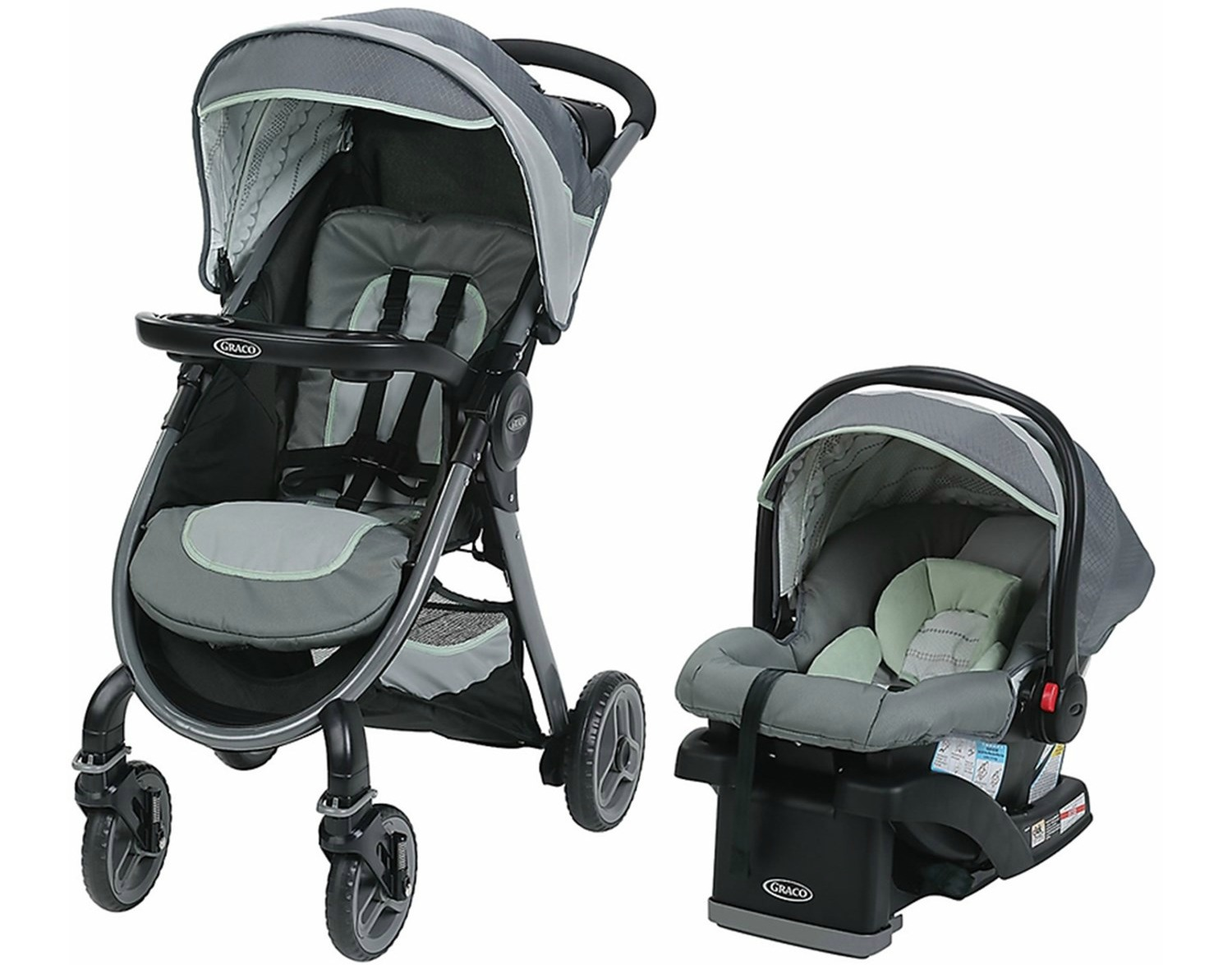 Graco Snugride Click Connect 35 Infant Car Seat Only 79 99 Shipped