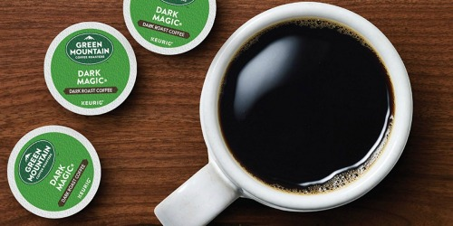 Green Mountain 40-Count K-Cups Just $12.99 Shipped