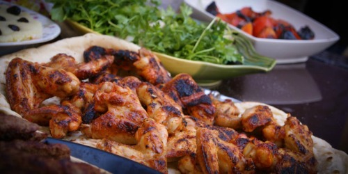 Apply to Host a Fire Grilled Chicken Party on October 1st (1,000 Spots Available)