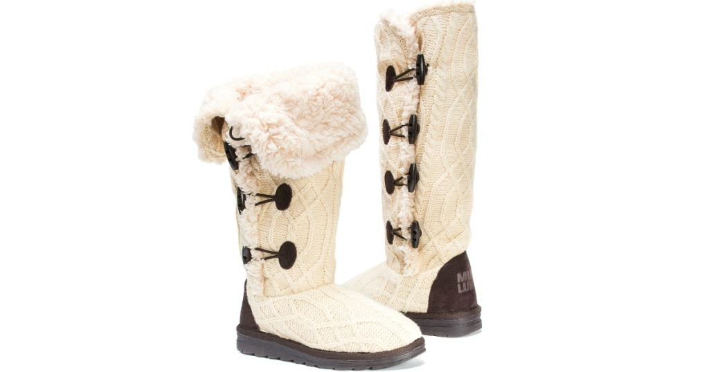 Up To 60 Off Muk Luks Women S Boots Slippers Amp More