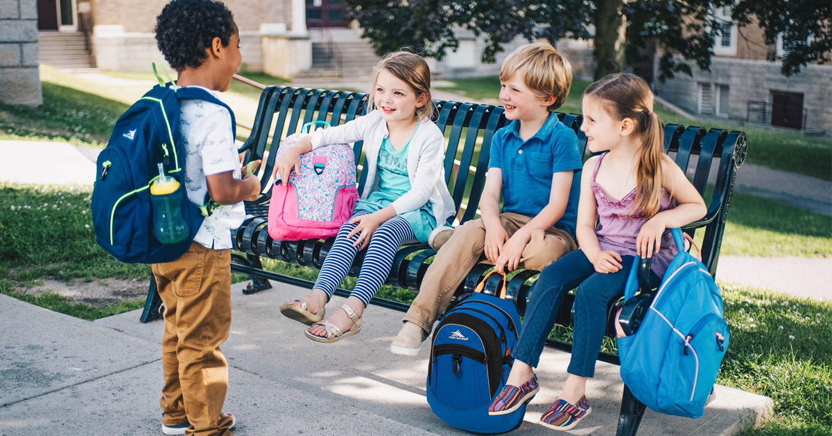 back-to-school deals at office depot, walgreens, walmart, and more – high sierra backpacks
