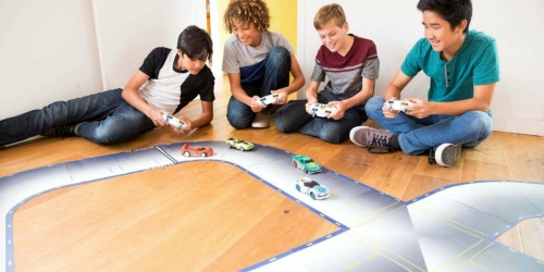 Best Buy: Hot Wheels Ai Street Racing Edition Starter Track Set Only $24.99 (Regularly $100)