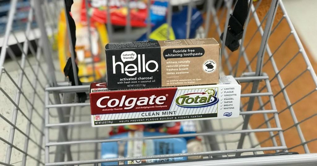 Rite Aid FREE Hello Colgate Toothpaste