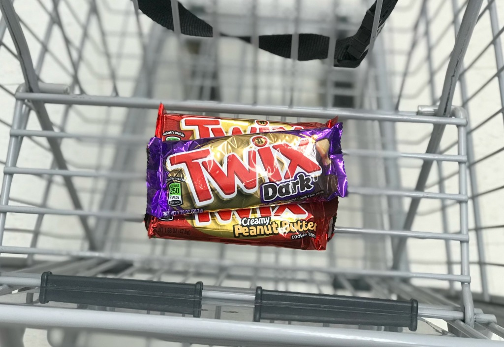 Rite Aid Twix Candy Bars