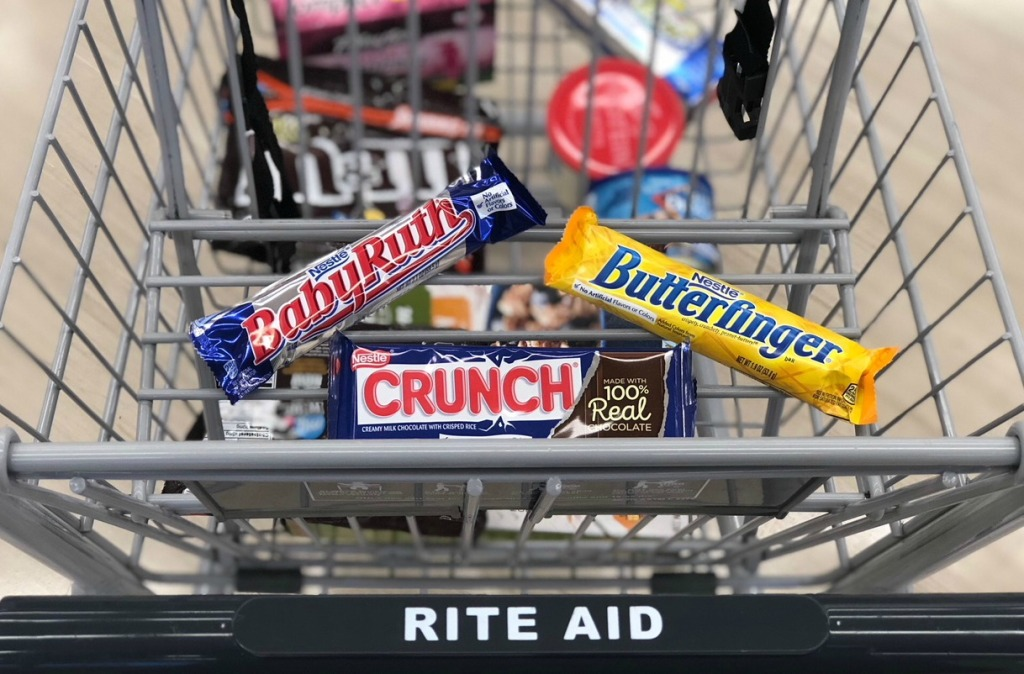 Rite Aid Nestle Candy Bars