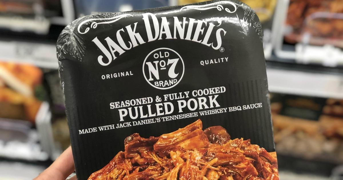 jack daniels bbq meats