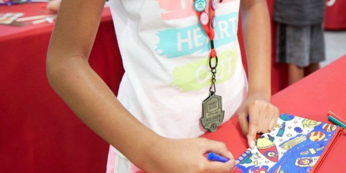 FREE Color Your Own Pencil Pouch Event at JCPenney on July 13th