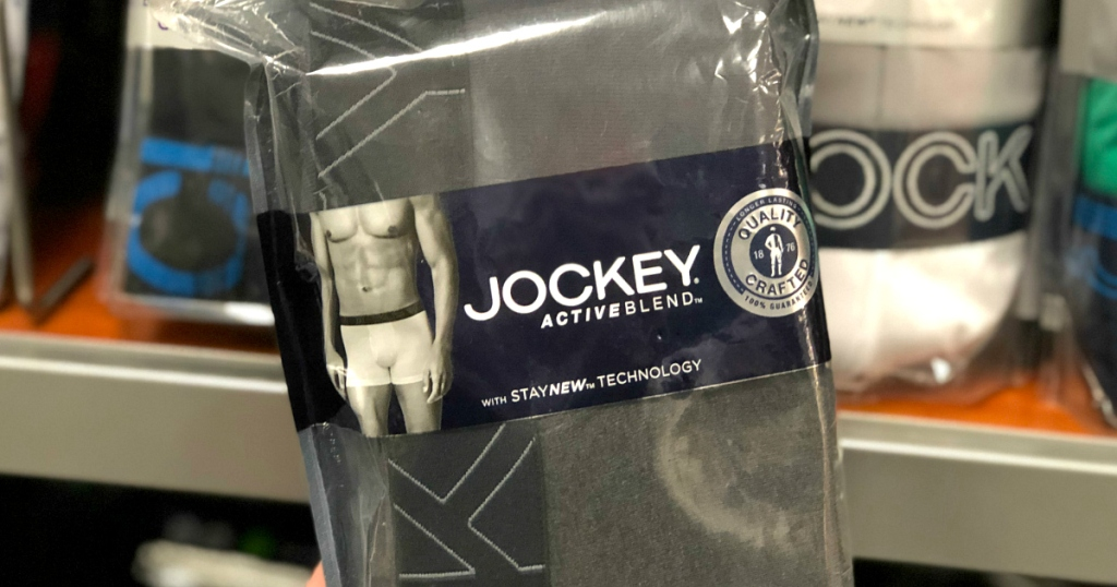 Jockey briefs for men at Kohl's