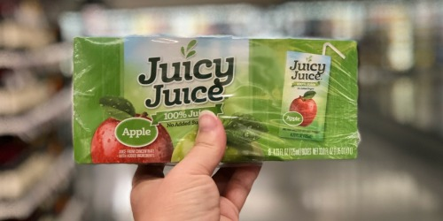 Print This Coupon NOW to Save $0.75/1 Juicy Juice Product