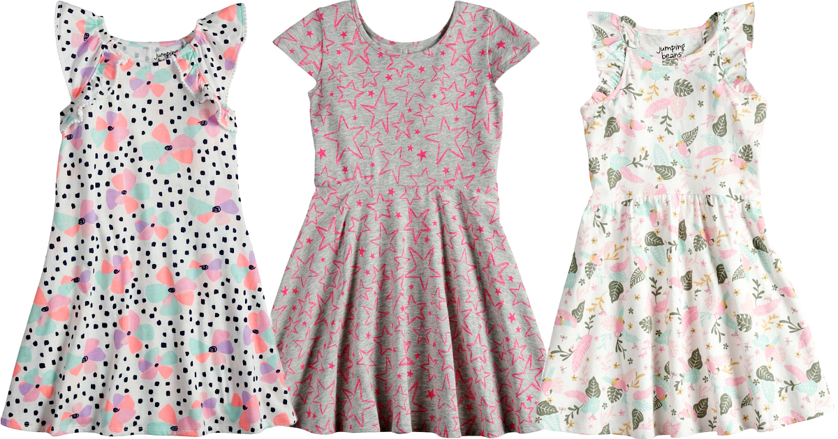 jumping beans dresses