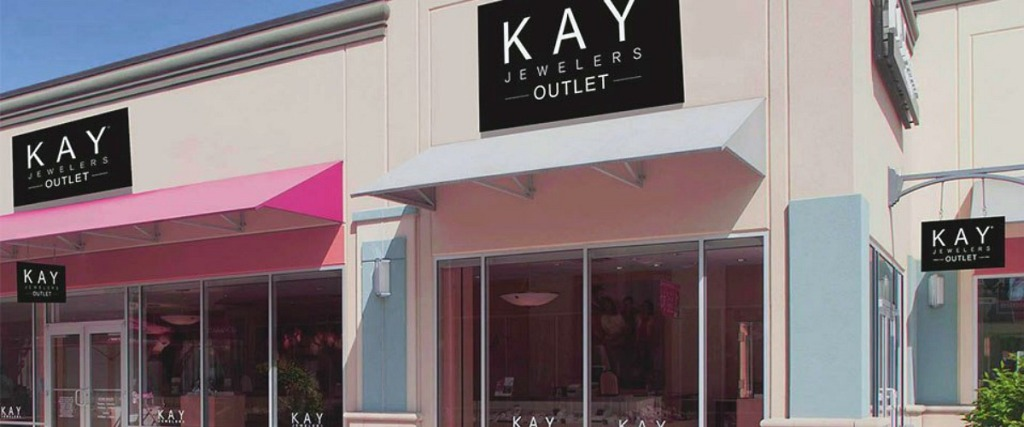 kay jewelers outlet store storefront