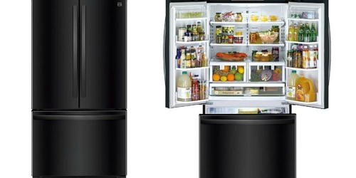 Kenmore French Door Refrigerator Only $809.99 + FREE Delivery & Hookup