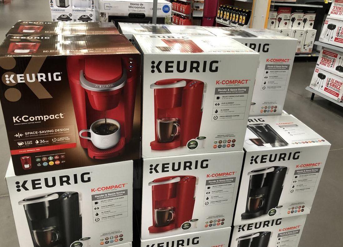 holiday walmart layaway for 2018 - Keurig brewer at Walmart
