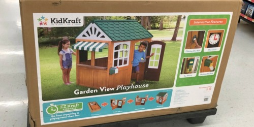KidKraft Outdoor Playhouse Just $149 Shipped on Walmart.com (Regularly $228)