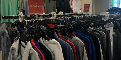 Over 90% Off Men's Clearance at Kohl's
