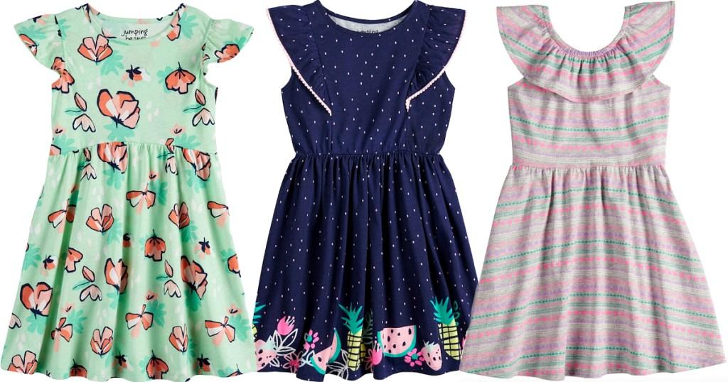 Kohls Jumping Bean Dresses