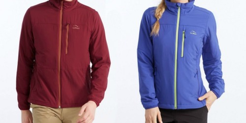 L.L. Bean Men's or Women's Jacket Just $59.99 Shipped (Regularly $169) + FREE $10 Gift Card
