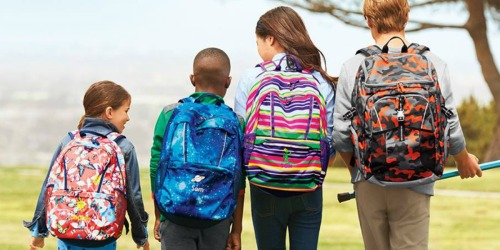 50% Off Lands' End Backpacks & Lunch Boxes + Free Shipping (Includes Lifetime Guarantee)