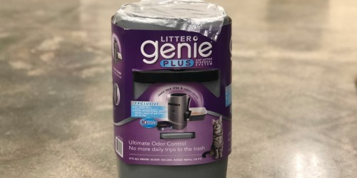 Free Litter Genie Plus Cat Litter System w/ Frisco Cat Litter Purchase ($18 Value)