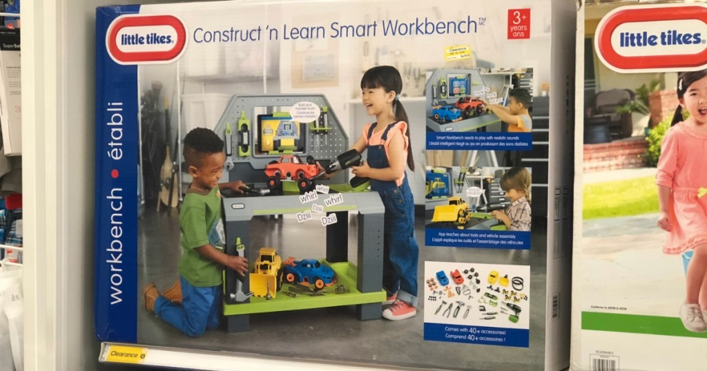 Stupendous Little Tikes Smart Workbench Possibly Only 84 98 At Target Beatyapartments Chair Design Images Beatyapartmentscom