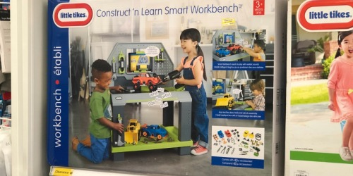 Little Tikes Smart Workbench Possibly Only $84.98 at Target (Regularly $170) + More