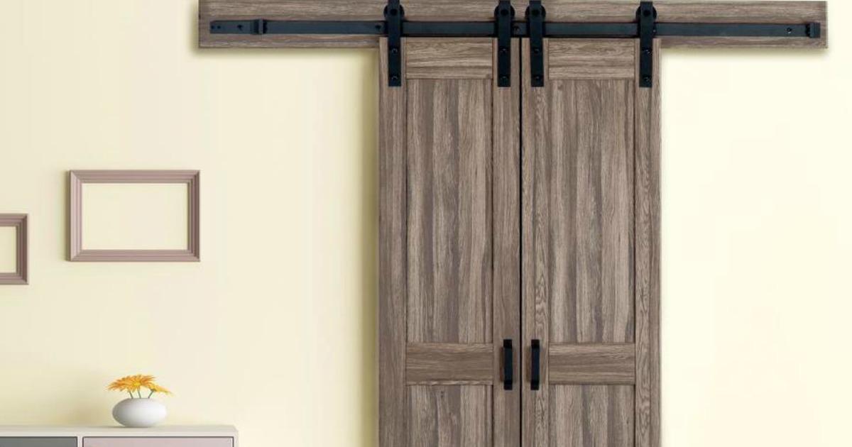 Lowe's: Barn Door Kits w/ Hardware Just $199 (Regularly ...