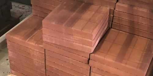 Square Concrete Patio Stones Only $1 on Lowes.com