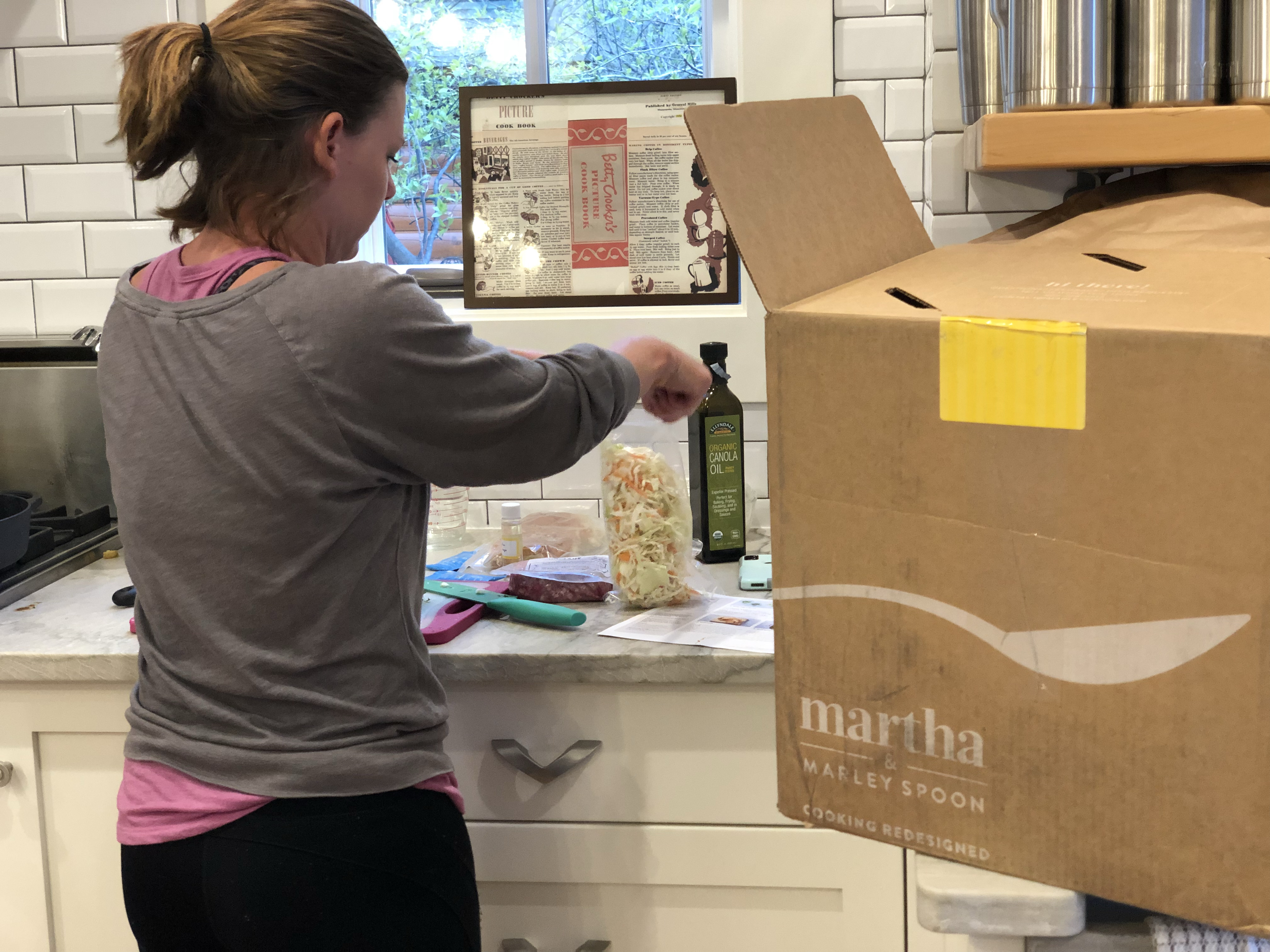 deal martha & marley spoon meals – coleslaw mix in a bag